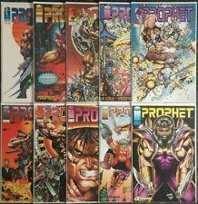 Prophet #1,2,3,4,5,6,0,7,8,9 SET [Rob Liefeld] Image 1st Print 9.0 or better