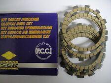 SET 9 DISCOS DE EMBRAGUE RECORTADO 7450090 GAS CE / F 4T 250 2010 2011 2012