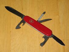 Pre '73 Victoria  Stamp Victorinox 84mm Small Tinker Swiss Army Knife, New!