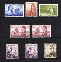 1963 to 1965 NAVIGATOR ***MUH*** COMPLETE SET of 8 including BOTH WHITE PAPERS