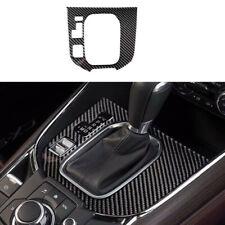 Carbon Center Console Gear Shift Panel Decor Cover Trim For Mazda Cx 9 2016 2020 Fits Nissan