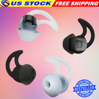 Silicone Ear Tips Ear Buds BOSE Soundsport Wireless QC30 QC20 Headphones- 3Pairs