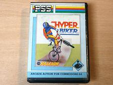 Commodore 64-Hyper Biker por Pss