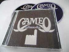 CAMEO : ANTHOLOGY 2 CD ALBUM SINGLE LIFE SHE'S STRANGE CANDY BACK & FORTH