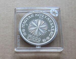 Ungarn 5000 Forint  Silbermünze  2006 SA3160, Mi.Nr.288 , PP