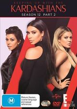 Keeping Up With The KARDASHIANS : Season 12 Part 2 : NEW DVD