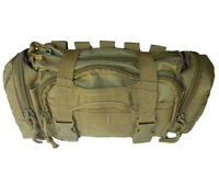 Rapid Response Bag Coyote Brown Pals Molle Pack for First Aid Survival Kit