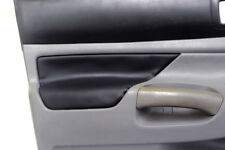 Door Panel Armrest Leather Synthetic for Toyota Tacoma 05-15 Black