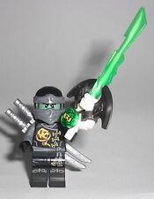 LEGO Ninjago - Cole mit Djinn Klinge - Minifig Figur Ninja Piraten Insel 70604