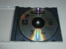 PLAYSTATION PS1 VIDEO GAME DISC ONLY DIGIMON WORLD MONSTERS BAN DAI