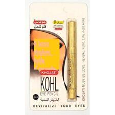 Eyeliner KHOJATI Kajal  Khol à base de ghee et d'huile d'amandes Douces Kohl Eye