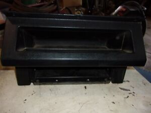 Jeep Wrangler YJ 87-95 Factory  Dash Glove Box Black NO Door