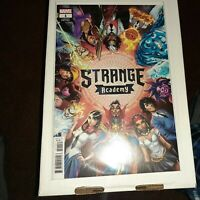 Strange Academy #1 Marvel Comics 2020 J Scott Campbell Variant NM 9.4