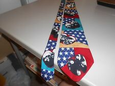 1994 The Beatles Collection Beatles on Tour 1964 Men's Silk Neck Tie