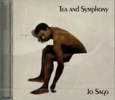 TEA AND SYMPHONY - JO SAGO 1970 BRITISH HEADY PROG ACID FOLK ROCK REMAST SLD CD
