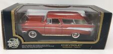 Road Tough Chevrolet Nomad 1957 Red 1:18 Diecast Model # 92088 NIB Made in China