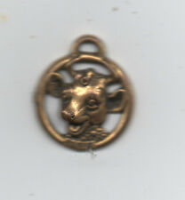 Old Borden's Elsie the Cow Pendant