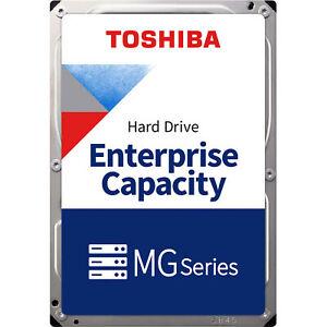 Toshiba MG08 16 TB, Festplatte
