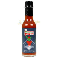 Volcanic Peppers Original Smoked Cayenne Hot Sauce 5 Oz Bottle MildVpscsscs