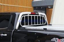 Ford Ranger Kistenbügel Überrollbügel Rollbar mit Schutzgitter Chrombügel