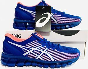 Asics Womens Gel-Quantum 360 CM Shoes Sz(10) Blue/Pink-Cameo 1022A121-404 NIB
