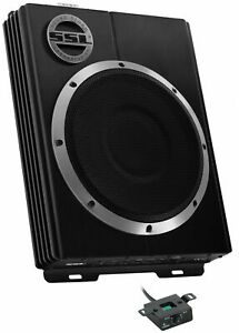 Sound Storm Laboratories LOPRO10 Amplified Car Subwoofer 1200 Watts Max Power