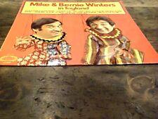 MIKE & BERNIE WINTERS In Toyland LP '67 BATMAN DC COMICS EXPLOITATION PSYCH FUNK
