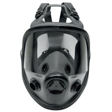 North 54001 Med/Lg Elastomeric Full Facepiece Mask Respirator (Respirator-Only)
