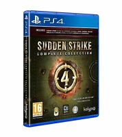 SUDDEN STRIKE 4 COMPLETE COLLECTION PS4 GAME