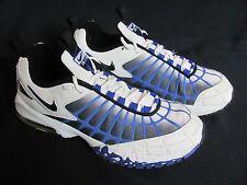 Nike 1999 Air Max  Spider Web Design White Varsity Blue Men's  US 8.5  EU 42