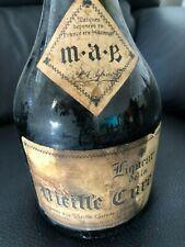 LIQUEUR de la VIEILLE CURE DE l'ABBAYE de CENON bouteille 75 cl 1920 - 1930