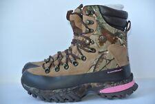 NEW Bushnell Women's Sz 6 M Brown Sierra High Hunting Waterproof Boots