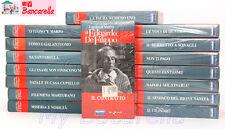 IL GRANDE TEATRO DI EDUARDO, COMMEDIA NAPOLETANA DE FILIPPO, 16 CASSETTE VHS