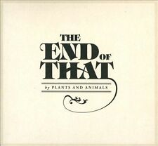 The End of That by Plants and Animals (Vinyl, Feb-2012, Secret City Records)