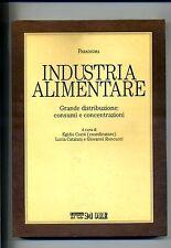 INDUSTRIA ALIMENTARE- CONSUMI E CONCENTRAZIONI#Il Sole 24 Ore 1988 # 1A ED