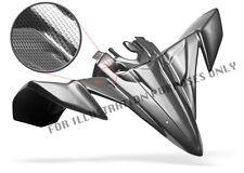 NEW TRX 300EX TRX 250X BLACK CARBON FIBER GAS TANK COVER