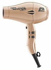 Parlux Advance Light Gold Dryer Hair Ionic Professional 2200W 3 M. Cable