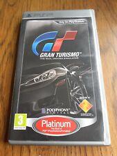 Gran Turismo (Platinum) PSP