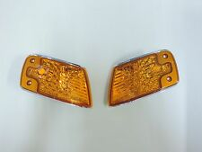 1988 1989 JDM HONDA CRX CR-X Amber CORNER LIGHTS