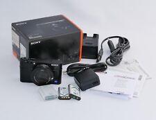 Sony Cyber-shot DSC-RX100M3 20.1 MP Digitalkamera in OVP inkl. Zubehörpaket