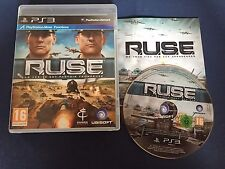 PS3 : R.U.S.E