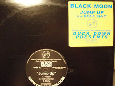 "BLACK MOON + O.G.C. - JUMP UP / REAL SH*T (12"")  1999!!  RARE!!  DA BEATMINERZ!!"