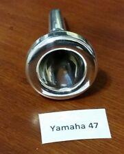 Yamaha 47 Small Shank Trombone/Baritone/Euphonium Mouthpiece Nice!