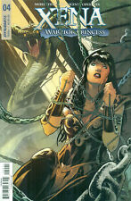 Xena Warrior Princess #4 Meredith Finch Cifuentes Variant Cover B Dynamite 2018