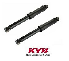 KYB 2 Rear Shocks for Nissan Sentra 2007 to 2012
