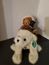 BEARINGTON BEARS WILLY AND CHILLY BEAR With All Tags