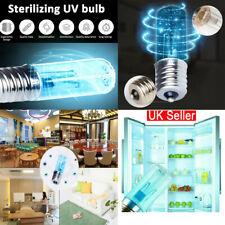 E17 UV Ultraviolet Germicidal Disinfection Sterilization Light Bulb  Sterilizer
