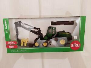 SIKU FARMER 1994 JOHN DEERE HARVESTER TRACTOR BOXED NEW BOX 1:50