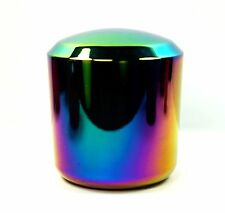 CSK BK 270 Grams Block NEO CHROME Polish 12x1.25 Shift Knob Focus RS ST STi Cobb