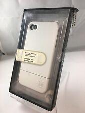Uunique Apple Iphone 4/4S White Slide Case Shine Finish